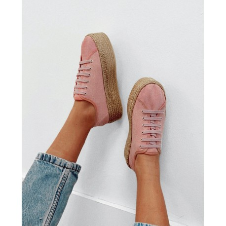 SUNSET SNEAKERS ROSA
